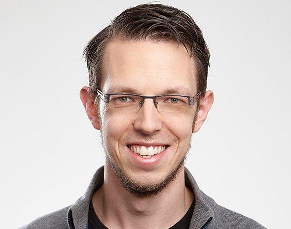 Marc Jakob Portrait